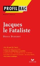 Profil - Diderot (Denis) : Jacques le Fataliste