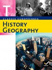 History & Geography Tle éd 2007 - Livre de l'élève