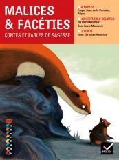 Facettes Bibliothèque CM2 - Malices et facéties - Recueil