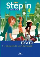 Let's Step In Anglais 4e éd. 2008 - DVD vidéo