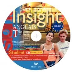 Insight Anglais Tle - CD audio élève de remplacement (édition 2010)