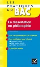 La dissertation en philosophie - Les Pratiques du Bac