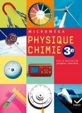 Microméga Physique-Chimie 3e éd 2008 - Manuel de l'élève