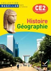 Magellan Histoire-Géographie CE2 éd. 2009 - Manuel de l'élève + Atlas