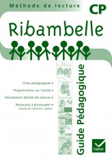 Ribambelle CP série verte éd. 2009 - Guide pédagogique