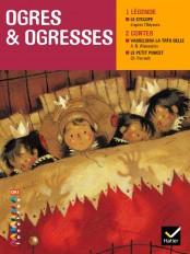 Facettes Bibliothèque CM1- Ogres et ogresses - Recueil