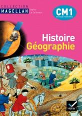 Magellan Histoire-Géographie CM1 éd. 2010 - Manuel de l'élève + Atlas