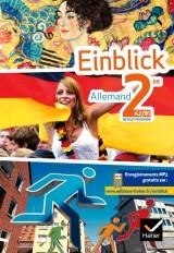 Einblick Allemand 2de éd. 2010 - Manuel de l'élève