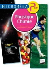 Microméga Physique-Chimie 2de éd. 2010 - Manuel de l'élève (format compact)
