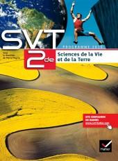 Sciences de la Vie et de la Terre 2de éd 2010 - Manuel de l'élève (format compact)