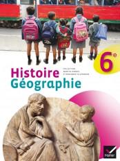Histoire-Géographie 6e éd. 2014 - Manuel de l'élève (format compact)
