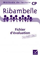 Ribambelle CP séries bleue et verte éd. 2011 - Fichier d'évaluation photocopiable