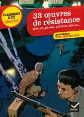 33 oeuvres de résistance