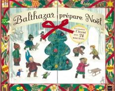 Balthazar prépare Noël - Calendrier de l'avent - Pédagogie Montessori