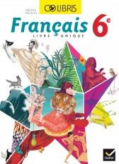 Colibris Français 6e éd. 2014 - Manuel de l'élève (format compact)