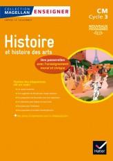 Magellan Enseigner l'Histoire au cycle 3 éd. 2016 - Guide pédagogique