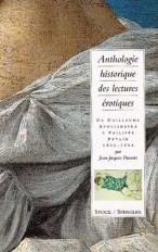 Anthologie historique des lectures érotiques Tome 3