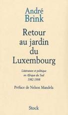 Retour au jardin du Luxembourg