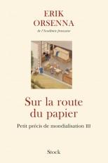 Sur la route du papier