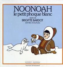 Noonoah le petit phoque blanc