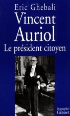 Vincent Auriol, le président citoyen