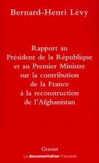 Rapport au président de la république