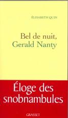Bel de nuit Gerald Nanty
