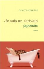Je suis un écrivain japonais