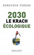 2030 le krach écologique