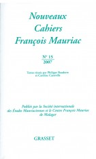 Nouveaux cahiers François Mauriac N°15