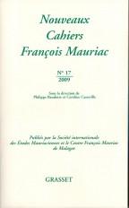 Nouveaux cahiers François Mauriac N°17