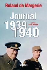 Journal , 1939-1940