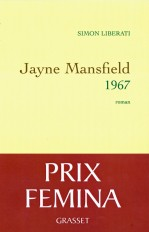 Jayne Mansfield 1967 - Prix Fémina 2011