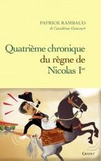 Quatrième chronique du règne de Nicolas 1er