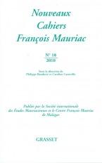 Nouveaux cahiers François Mauriac N°18