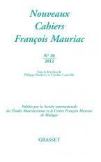 Nouveaux cahiers François Mauriac N°20