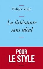 La littérature sans idéal