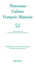 Nouveaux cahiers François Mauriac n°24