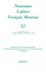 Nouveaux cahiers François Mauriac n°22