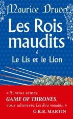 Le Lis et le lion (Les Rois maudits, Tome 6)