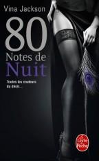 80 notes de nuit (80 notes, Tome 6)