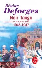 Noir tango ( La Bicyclette bleue, Tome 4)