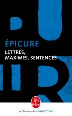 Lettres, maximes, sentences