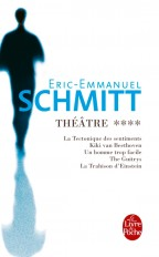 La Tectonique des sentiments, Kiki von Beethoven, Un homme trop facile, The Guitrys (Théâtre, Tome 4