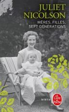 Mères, filles. Sept générations