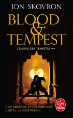 Blood and Tempest (L'Empire des tempêtes, Tome 3)