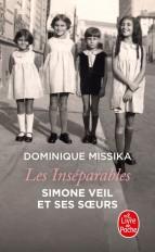 Les inséparables. Simone Veil et ses soeurs