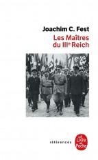 Les Maîtres du IIIe Reich