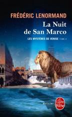 Les Mystères de Venise tome 2 : La Nuit de San Marco