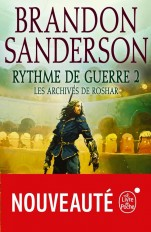 Rythme de guerre, Volume 2 (Les Archives de Roshar, Tome 4)
